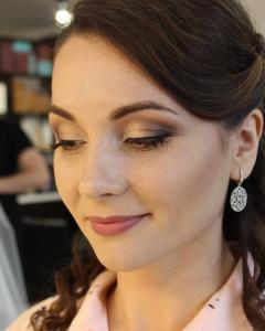 вечерний макияж, свадебный макияж, визажист Сумы, салон красоты Сумы, Релакс