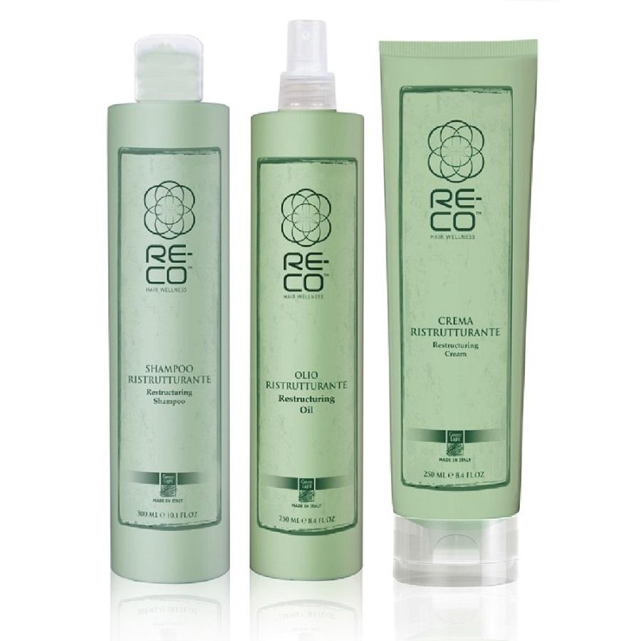 reco реконструкция, Green Light, красивые волосы, салон, Сумы