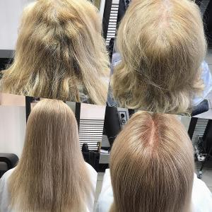 окрашивание волос Сумы, салон красоты Сумы, лечение волос