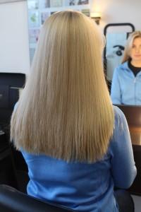 Окрашивание, лечение волос