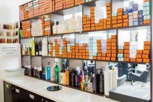Спа зона, ритуалы для волос, окрашивание, салон красоты